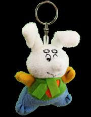 Snowli-Schlüsselanhänger