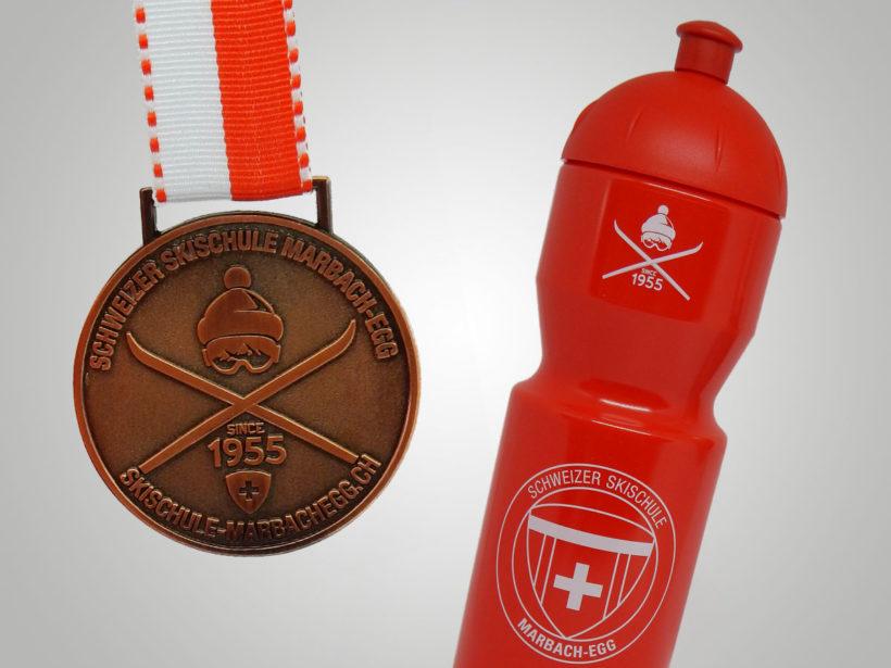 Kinderskirennen – Medaille für ALLE